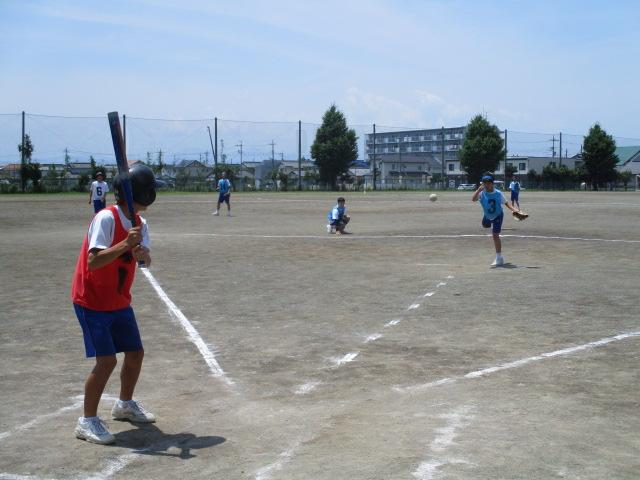 球技大会④